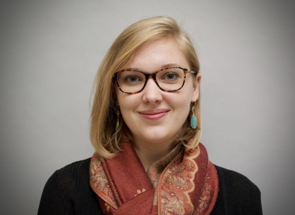 Sarah Monroe Headshot